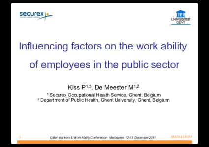 Factors effecting employee commitment